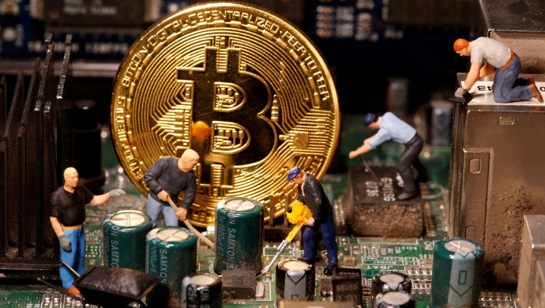 Usa dimentica la password e rischia di perdere 220 milioni di dollari in Bitcoin