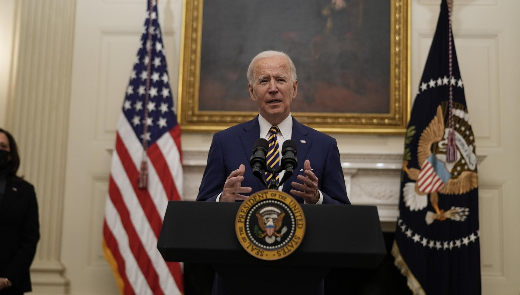 Usa la trappola di Joe Biden per la sinistra democratica squadra diversa ma moderata