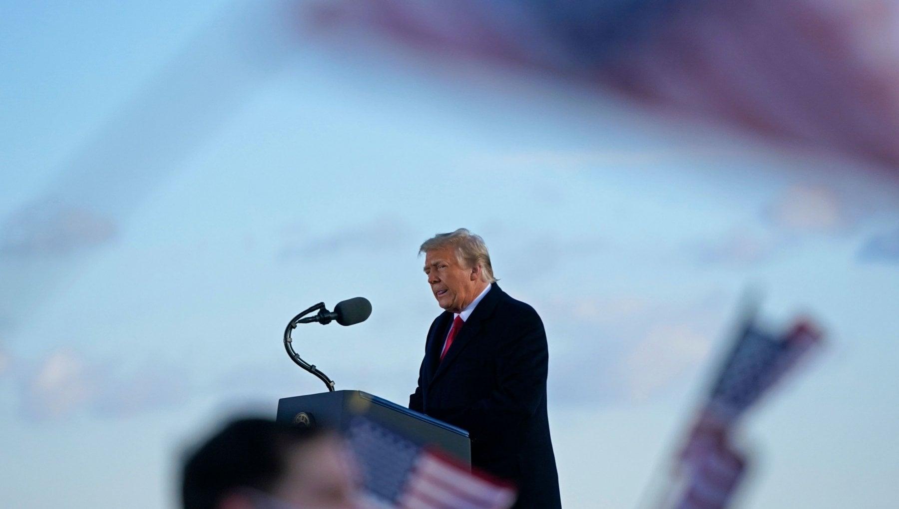 Usa lunedi in Senato larticolo per impeachment di Trump. I repubblicani Pronti a bloccare le nomine di Biden