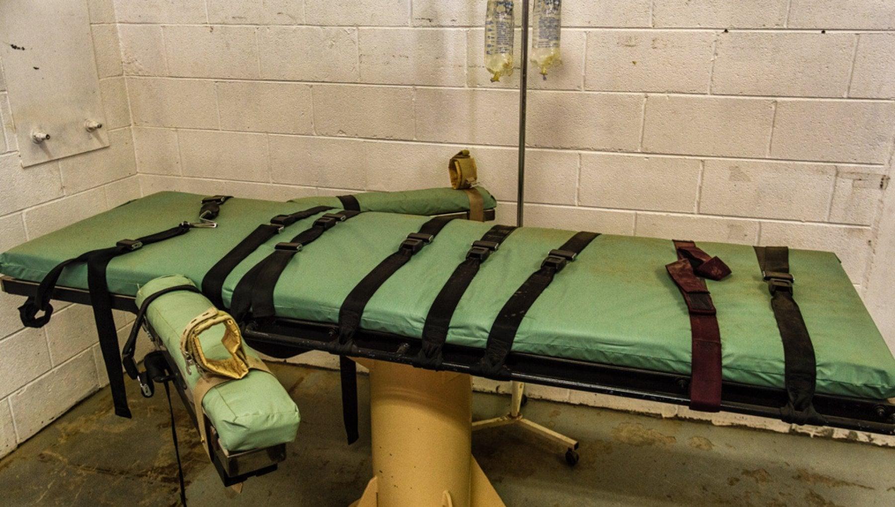 Usa via libera allesecuzione dellunica donna nel braccio della morte 1