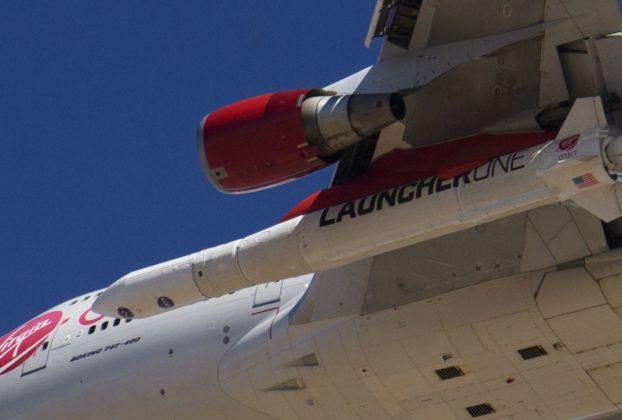 Virgin Orbit manda un razzo nello spazio testato un nuovo metodo di lancio