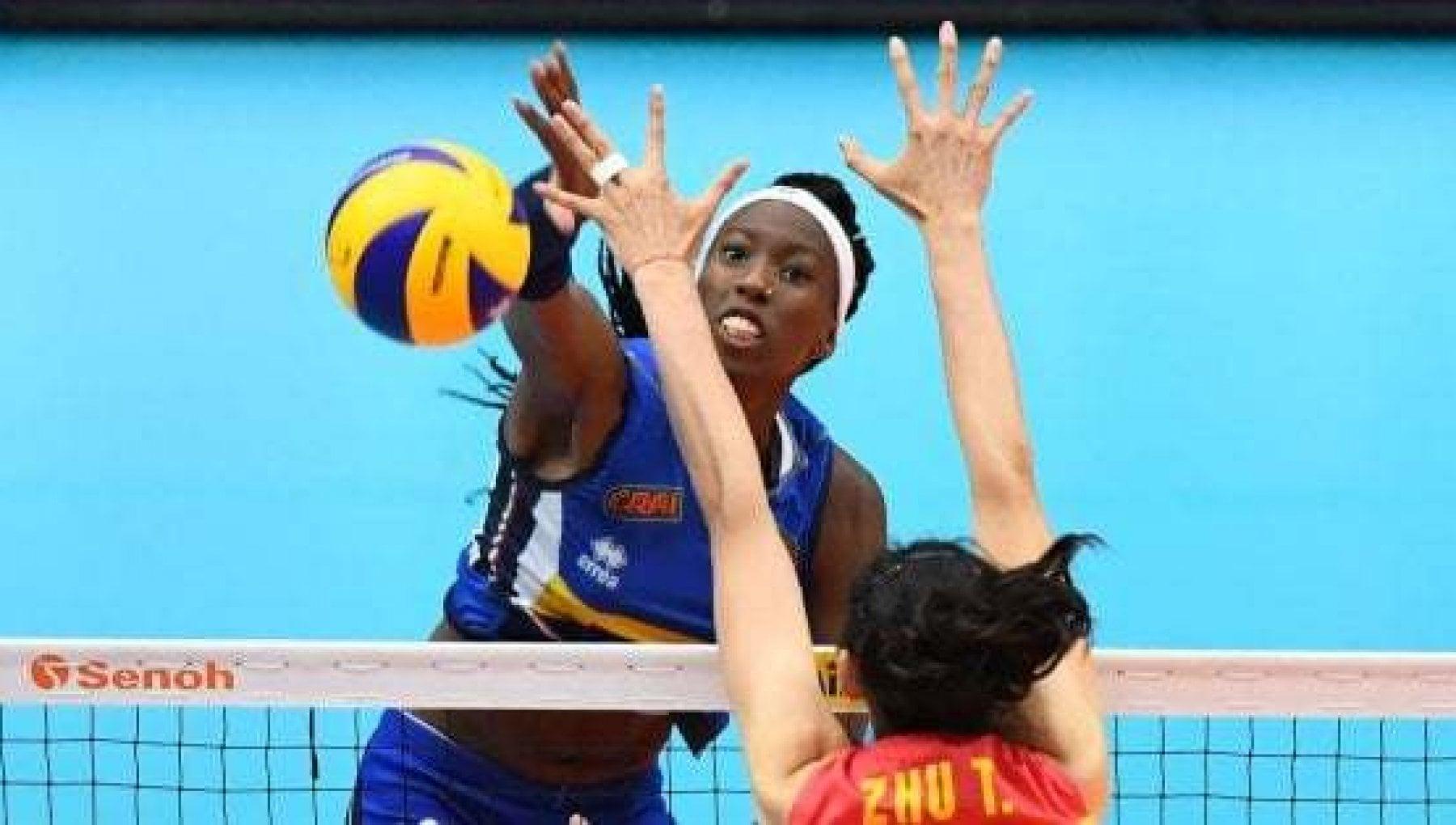 Volley Paola Egonu a un passo dal Fenerbahce in Turchia diventera la giocatrice piu pagata al mondo